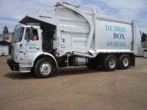 San Diego Garbage Truck Rentals