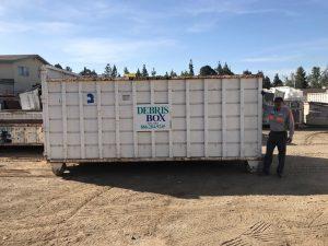 18ft x 8ft x 16ft Dumpster Rentals