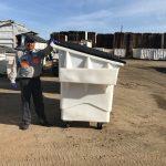 3ft. Frontloader Dumpster