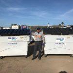 4ft. Frontloader Dumpster